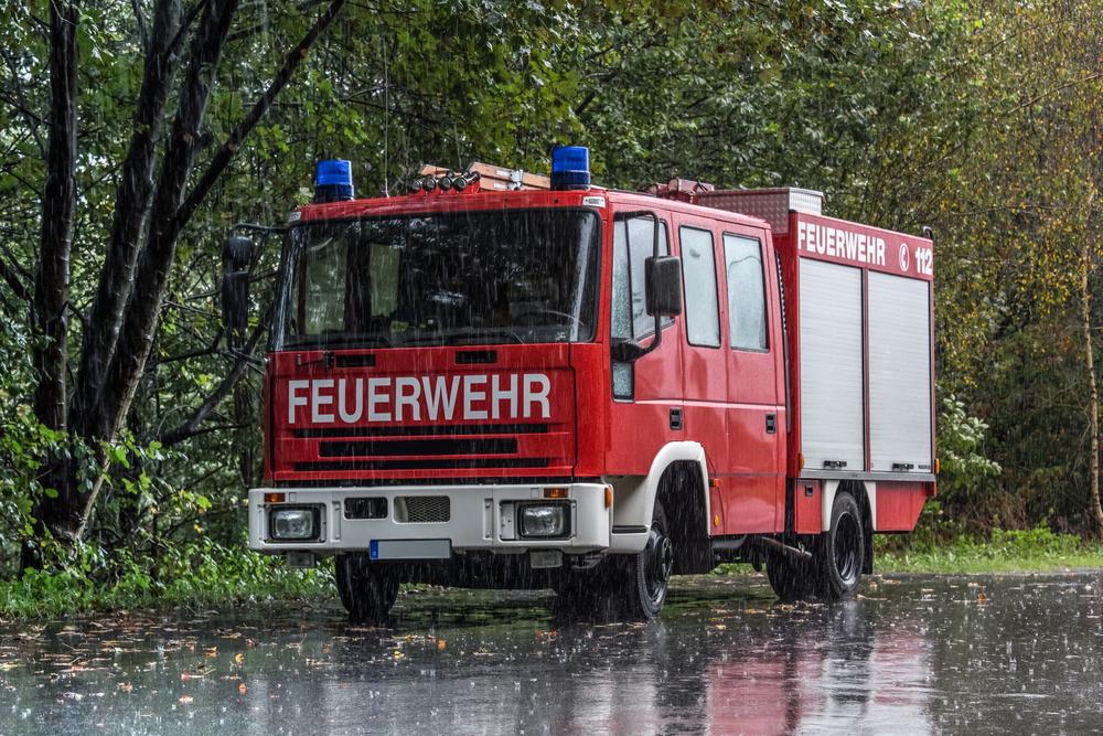 Sicherheit durch Feuerwehrschalter