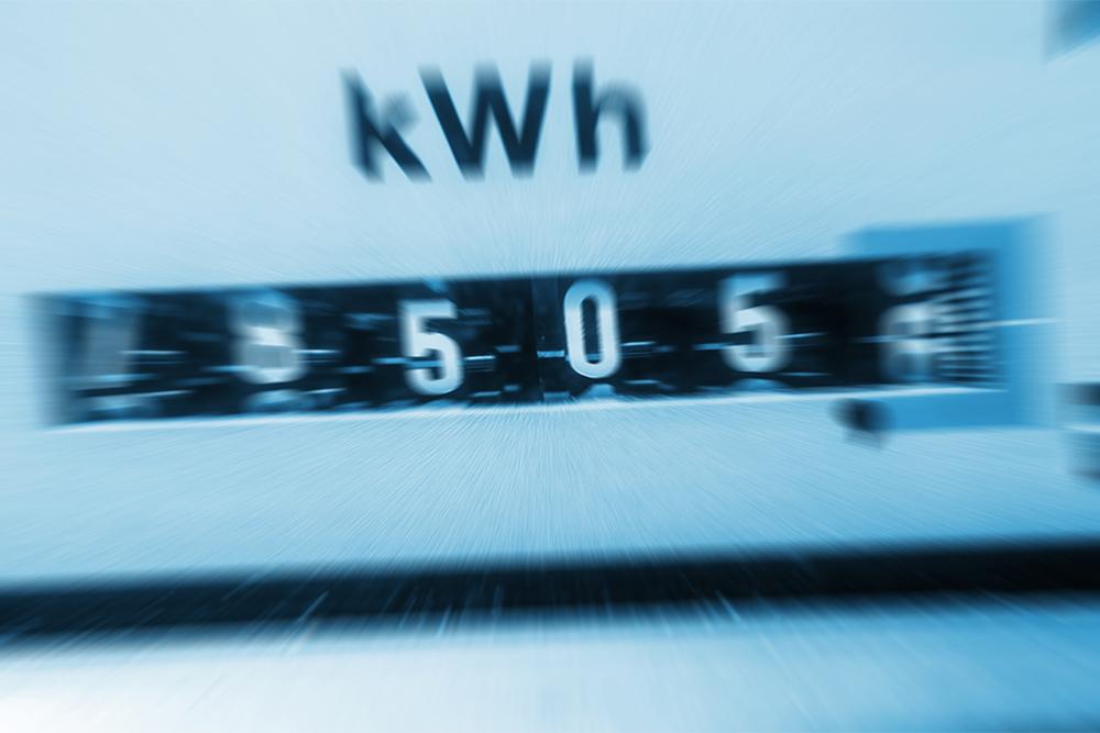 Wie der von der Anlage erzeugte Strom gemessen wird