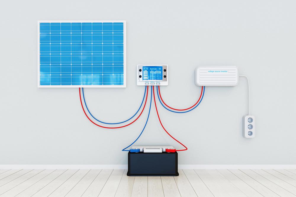 Die Komponenten einer Photovoltaikanlage