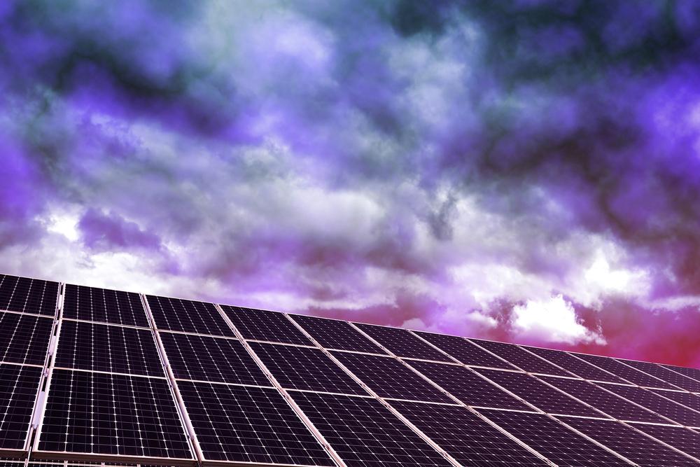 Die Gefahr der Witterungsbedingungen für Photovoltaikanlagen