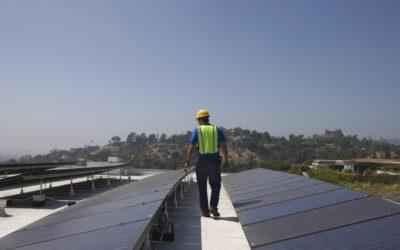 Die Flachdachmontage von Photovoltaikanlagen macht Sinn!