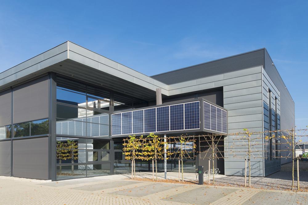 Optisch ansprechend und technisch wirkungsvoll: Gebäudeintegrierte Photovoltaik