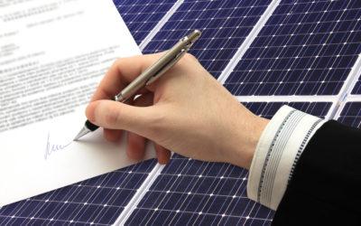 Ein guter Finanzierungsweg für Ihre Photovoltaik-Anlage: der Solarkredit