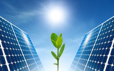 Mit einer modernen Photovoltaikanlage einen Beitrag zur Umwelt leisten!
